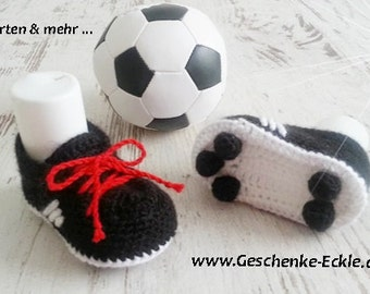 Baby soccer shoes kick Shoes Sneakers white black