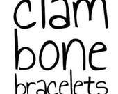 16 Custom Bracelets