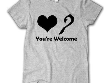 You're Welcome Shirt, Moana shirt, Moana movie shirt, Disney Princess shirt, Maui shirt, Disney Moana shirt, Disney world Shirt