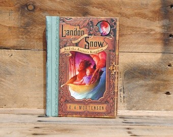 Hollow Book Safe - Landon Snow - Book 5
