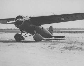 Lockheed Vega 5B of Amelia Earhart c1932