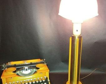 Vintage Art Deco / Machine Age Chase 1930s Skyscraper Bakelite Original Lamp Mid Century Lighting