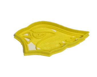 AZ Cardinal bird cookie cutter