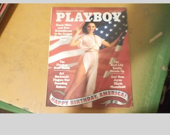 Playboy Magazine Entertainment For Men February 1975 Mel Brooks Issue