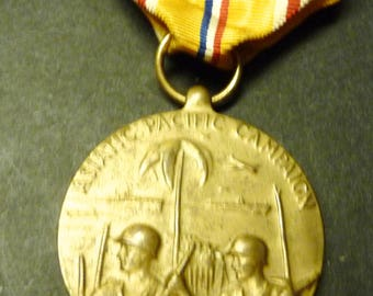 Asiatic- Pacific Campaign Medal.