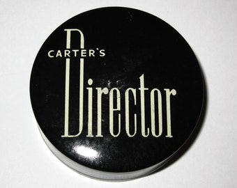 Vintage Carter's Director Smith Corona Ink Ribbon in the Original Tin Made in U.S.A.