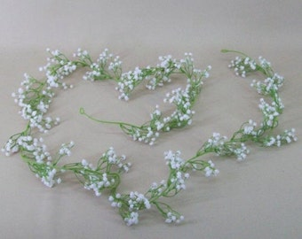 Artificial Baby Breath Garland