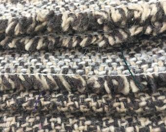 SALE - Wool yardage