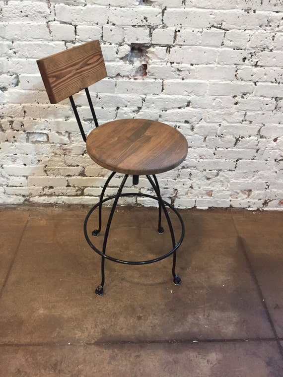 Counter Stools Adjustable Bar Stool Bar Stool With Back