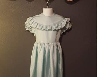 Girls 1960's Dress