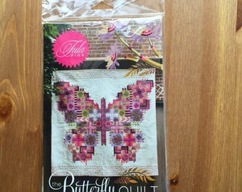 Tula Pink - Butterfly Quilt Pattern
