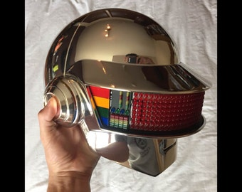 Daft Punk Thomas helmet kit 2017