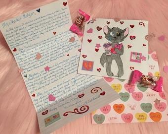 Love/friendship letter
