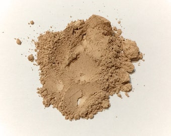 BEIGE SAND Mineral Foundation - Natural Mineral Makeup Gluten Free - Original Blend