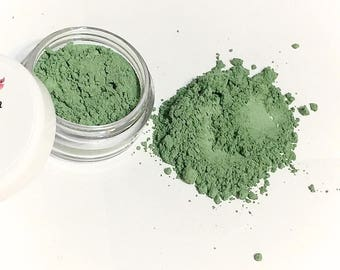 GREEN Mineral Concealer - Redness Corrector Makeup - Dream Cream or Loose Powder