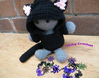 Inchoate Cat Crochet Kit