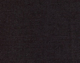 Peppered Cottons - Carbon by Studio E,  1/2 yard, PC44-23