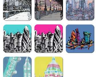 Art Coasters - London