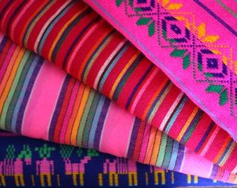 "Mexican Fabric ""Cambaya"""