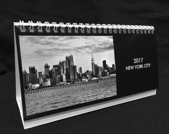SALE-2017-Desk Calendar-New York City