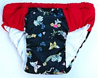 potty training pants for girls, waterproof toddler training underwear, training pullups, reusable pull ups