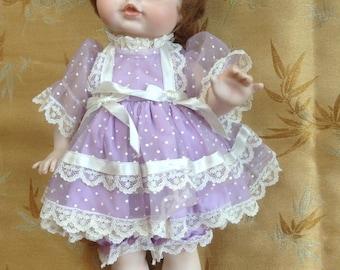 Vanessa from 1988 Mary Hodgson Porcelain Doll