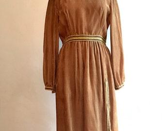 Vintage 60s OSCAR de la RENTA Dress