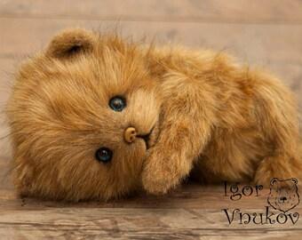 Bear  Mikky,(is possible repeat to order) Teddy Bear Stuffed Animal Bear Soft Toys Artist Teddy Bears