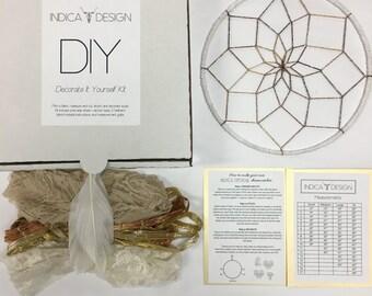 Golden Bohomian DIY kit