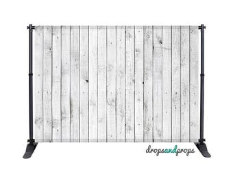 White Front Porch - Photography Backdrop