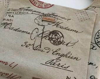 French Postale JW Ministry Bag Crossbody