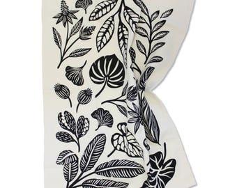 Tropics Tea Towel