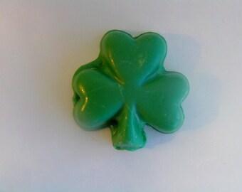 St Patricks Day Shamrock Creme De Menthe Truffles-St Patricks Day Party/Favor/Gifts (12)
