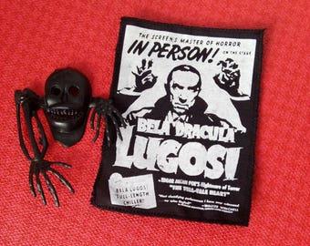 Bela Lugosi Patch