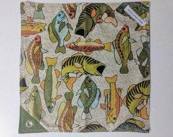Minuteman Made Hanks - Fish