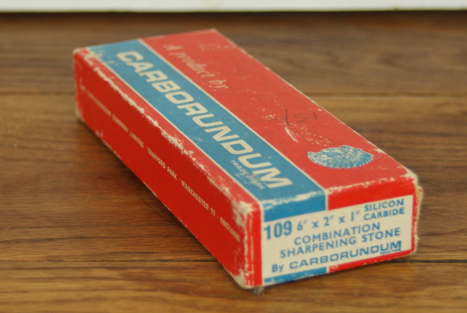 carborundum sharpening stone. + $14.34 shipping carborundum sharpening stone n