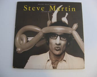 Price Reduced! - Steve Martin - Lets Get Small - Circa 1977