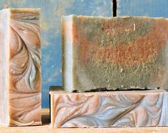 Oregano Tea Tree Goat Milk Soap