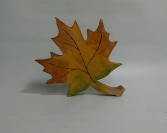 Autumn leaf for your HOME collection.