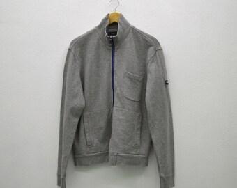 Zegna Jacket Zegna Sport Sweater Jacket Ermenegildo Zegna Casual Jacket Mens Size S