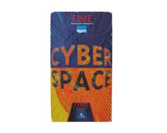 Cyber Space VHS