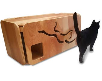 Litter Box Enclosure Etsy