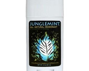 Junglemint All-Natural Deodorant