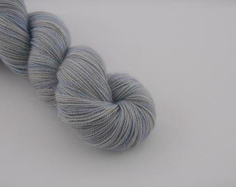 PETILLANTE SOCK,  Glacier, merino nylon sock yarn ,100g