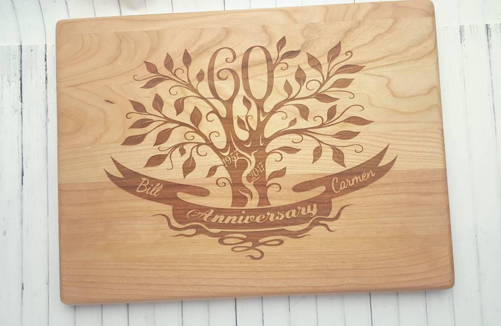 Gift Ideas For 60th Wedding Anniversary For Parents: 60th Anniversary Gift 60th Wedding Anniversary Gift For