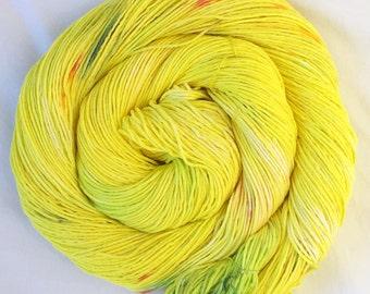 Hand Dyed Cotton Yarn Australian Grown Happy Days 100g 324m