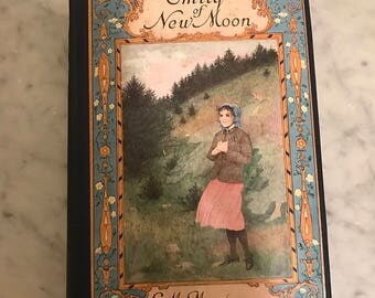 Emily of New Moon 1923 First Edition by L.M. Montgomery