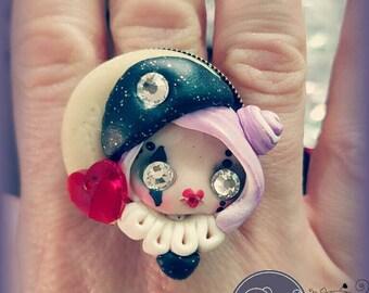 Ring Pierrot