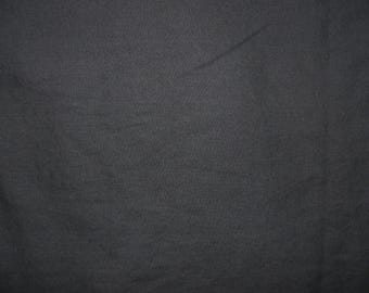 Fabric - 100% Linen - Charcoal grey