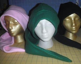 Long Fleece Link Hat